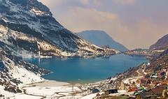 Tsongmo (AnilGoyal Pixelart) Tags: lake landscape landscapes high altitude buddhism sikkim pristine tsongmo abigfave anilgoyalpixelart chhangoo
