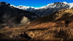 Himalays from Muktinath (Kevin Lanuk ( insta @mountkarma )) Tags: morning nepal sunset snow mountains nature climbing stunning mustang himalaya magical annapurna himalayas nagarkot jomsom muktinath mountrains sigma1750 mountkarma