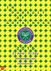 Wimbledon: Poster #1