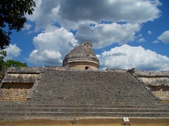 Tiempo infinito (VoyagerAllan) Tags: nikon maya time el yucatn mayas cultura caracol aventura tiempo observatorio arqueologa astronoma turismoyucatn arqueoastronoma nikoncoolpixs01