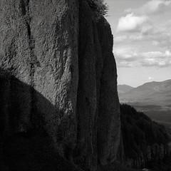 Hamilton Mountain, Colombia River Gorge, Washington (austin granger) Tags: cliff rock oregon climb washington geology columbiarivergorge hamiltonmountain gf670 austingranger
