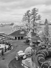 IMG_1676 - Canobie Lake Park (Syed HJ) Tags: blackandwhite bw canon ir blackwhite nh infrared salem canobielakepark salemnh g1x canong1x canobielakeparksalemnh