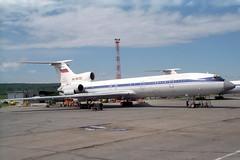 RA-85720 Tupolev TU-154M Krasair (pslg05896) Tags: krasnoyarsk yemelyanovo kja unkl ra85720 tupolev tu154m krasair tu154