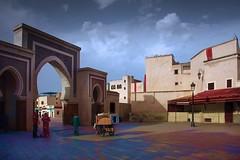 Medina de Fes, Marruecos (Angeles h) Tags: arquitectura fez medinafez