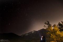 Salida a las estrellas (Mar Cifuentes) Tags: chile longexposure naturaleza estrellas milkyway cajondelmaipo largaexposicion vialactea