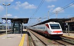 ETR460 25 (MattiaDeambrogio) Tags: roma train torino eurostar fb trains termini 25 porta es treno alessandria nuova treni pendolino etr460 frecciabianca