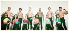 Coming soon! (dcmotumarveldisney) Tags: oklahoma hawaii ken barbie superman wonderwoman cheerleader stardoll dotw alabamba superherobody madetomove coachbarbie