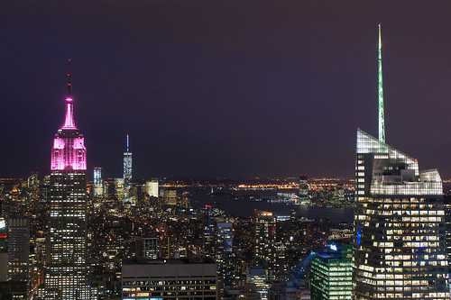 new york city nyc light sky usa building tower water skyline night america skyscraper river freedom golden neon glow cityscape state dusk united hour empire electricity hudson states hm