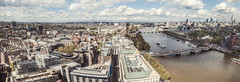 Thames Panorama (::darren::) Tags: city panorama house london tower thames river londoneye parliament shard millbank altitude360
