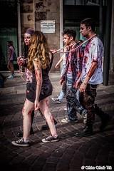 Zombie Walk Rovigo (11) (stella_silvia) Tags: dead creepy horror undead livingdead rovigo zombiewalk zobie thewalkingdead