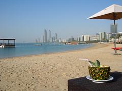 Abu Dhabi!