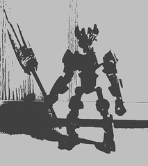 Teaser : new Toa incoming (Ga7) Tags: leg bionicle moc