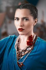 Serena Brancale (Lo_straniero) Tags: music jazz bari adv fotografo pubblicita younesstaouil serenabrancale