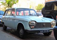 1968 Peugeot 204 Break 1100 (rvandermaar) Tags: 1968 peugeot 204 break 1100 peugeot204 peugeot204break sidecode1 import ar2994 rvdm