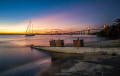 Longa Exposio Natal/RN (Carla Belke) Tags: longexposure bridge longaexposio 1224mmsigma pontenewtonnavarro
