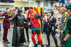 Batman and Robinpool (misterperturbed) Tags: washingtondc scarecrow batman joker catwoman riddler awesomecon awesomecon2015