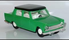 FIAT 1800 (986) KDN L1100569 (baffalie) Tags: auto old classic vintage toys miniature voiture retro jouet ancienne diecast jeux