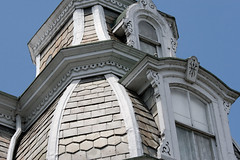 this old house (brianficker) Tags: usa architecture pennsylvania nj newhope lambertville