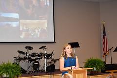 Bonnie Wyatt - Interact Scholarship Finalist