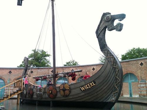 Not a real longship