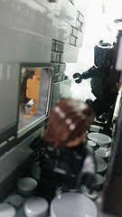 the chase (danielhuang0616) Tags: winter man black green america soldier war iron spiderman scene tony civil captain goblin hero marvel stark villain panther bucky 2016 ultron