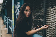 IMGL4526 (tseringzzz) Tags: portraits nyc chinatown manhattan manhattanbridge sunsets fridays tgif beautiful lovely girlfriend wife