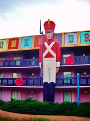 All star hotel (Elysia in Wonderland) Tags: world vacation music holiday toy soldier star hotel orlando all florida disney resort fantasia movies 2011