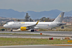 EC-LZN Airbus A.320-214SL Vueling AGP 15-04-16 (PlanecrazyUK) Tags: costadelsol malaga agp vueling 150416 lemg airbusa320214sl eclzn malagacostadelsolairport