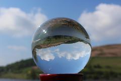 Derbyshire skies (Ballacorkish) Tags: derbyshire sheffield 6000 crystalball redmires derwentdam ballacorkish 6000coza