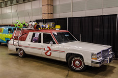 The Ecto-One (misterperturbed) Tags: newjersey atlanticcity ghostbusters ectoone atlanticcityboardwalkcon