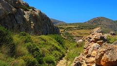 IMG_9823 (mygreecetravelblog) Tags: mountains landscape island outdoor hills greece grecia mountainside greekislands cyclades syros kini siros kinibay syrosgreece kinibaysyros
