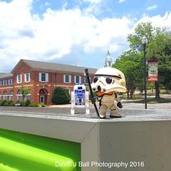 (davids_studio) Tags: starwars pop adventure r2d2 stormtrooper bobblehead droid funko
