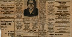 75 Aniversario de Colonia Ella - Ao 1972 (municipalidaddemalabrigo) Tags: aniversario ella colonia 75