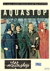Kleppermode (hpdyko) Tags: fashion raincoat 1961 klepper regenmantel kleppermantel kleppermode