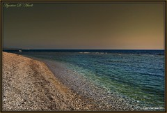 Verde smeraldo - Giugno-2016 (agostinodascoli) Tags: travel sunset primavera nature landscape nikon colorful mare nikkor giugno acqua turismo viaggi paesaggi spiaggia sicilia ribera seccagrande agostinodascoli