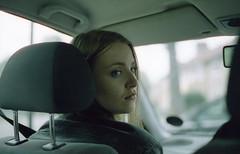 Ellie (fraser_west) Tags: 35mm portrait girls analogue film kodak portra400 london filming youth free filmisnotdead 2016
