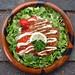 #8440 lunch: taco rice (タコライス)