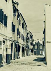 Burano, Venice, Italy #2 (geefcee) Tags: street venice italy lane burano