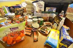 Food Supply (chadbach) Tags: ocean water foot bay boat sailing texas 200 sail supply 2016