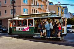 Street Car (chriswalts) Tags: sf sanfrancisco travel usa bay area streetcar