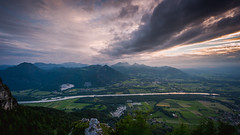 DSC05429 (MaximilianSb) Tags: sky mountains berg clouds germany bavaria wideangle alpha 10mm apsc a6000 emount sel1018 ilce6000 sonya6000