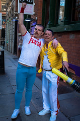 2 Freddys (Chilanga Cement) Tags: colour drunk liverpool fuji drink flash x drinks stanleystreet bohemianrhapsody xseries freddymercury x100 x100s fujixt1 x100t fujix100t