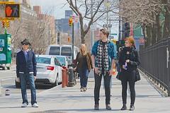newyork sunglasses couple manhattan sony soho redhead houstonstreet redbull streetsofnewyork