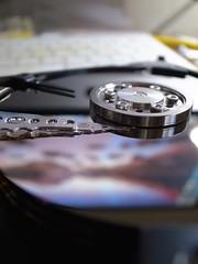 R0045542 (nimbus_2000) Tags: japan tokyo mirror harddisk disk hdd harddiskdrive tôkyô