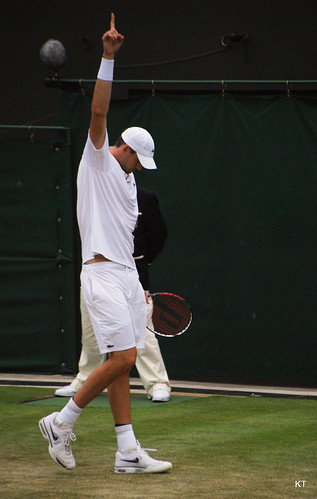 John Isner - To infinity and beyond!