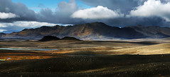 Iceland highland hw nr 1 9b (Bilderschreiber) Tags: mountains island iceland flat berge highland karg ebene hochland
