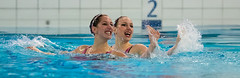O5103272 (roel.ubels) Tags: swimming european ek alexander championships willem hoofddorp synchronised ec synchro synchronized zwemmen 2015 sincro synchroon synchroonzwemmen leneuropeansynchronisedswimmingchampionscuphaarlemmermeer2015 europeanchampionscup2015