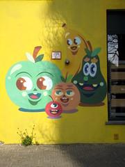 street art safari Ghent 16-04-2015 - Buë the Warrior (_Kriebel_) Tags: street urban art graffiti belgium belgique ghent gent gand urbain kriebel belgiën uploadedviaflickrqcom