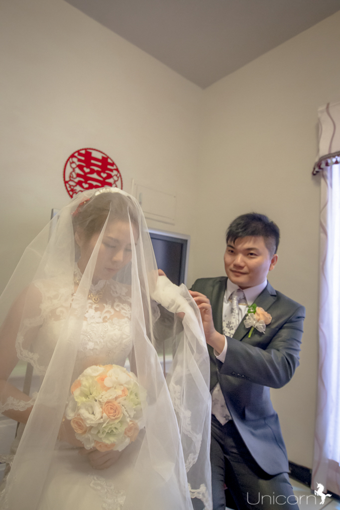 《婚攝章魚》威翰 & 華渝 / 台中金典酒店、江屋日本料理