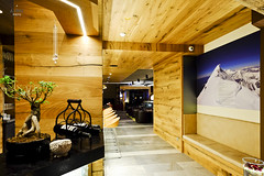 Bar foyer (A. Wee) Tags: france bar hotel pashmina valthorens foyer   lerefuge